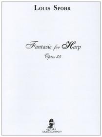 Fantasie for Harp, Opus 35; Louis Spohr