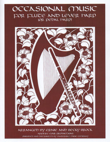 Brock: Occasional Music for Flute and Harp