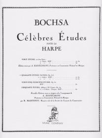 Bochsa: Célèbres Études Op. 318, v. 1.
