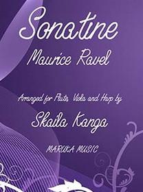 Ravel/Kanga: Sonatine