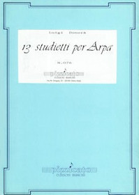 13 studiettie per Arpa; Luigi Donora