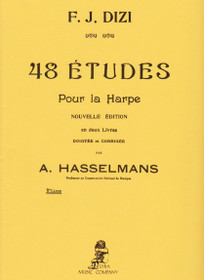 Dizi/Hasselmans: 48 Etudes Vol. 1