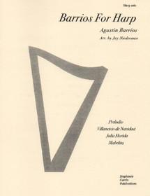 Barrios/Niederman: Barrios for Harp