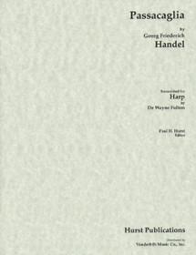 Handel: Passacaglia (Fulton)