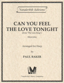 John/Baker: Can You Feel The Love Tonight