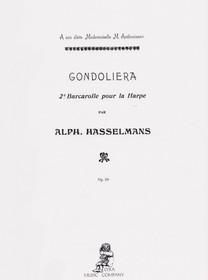 Hasselmans: Gondoliera