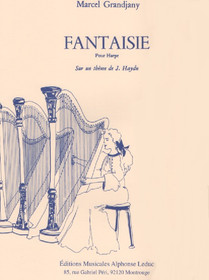 Grandjany: Fantasie on a Theme of Haydn