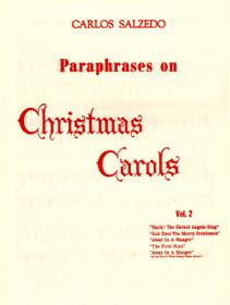 Salzedo: Paraphrases on Christmas Carols, Vol 2