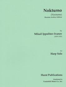 Ippalitov-Ivanov: Nokturno for Harp
