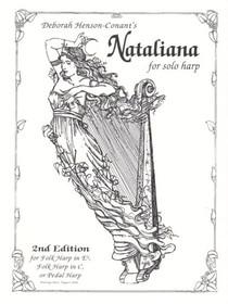 Henson-Conant: Nataliana for solo harp