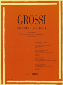 Grossi: Method for Harp