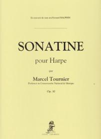 Tournier: Sonatine pour Harpe Op. 30