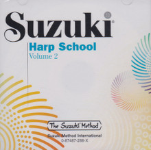 Suzuki, Harp School Vol. 2 (CD)