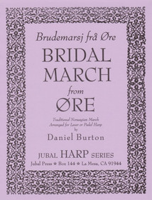 Burton: Bridal March from Ore (Traditional Norway March)