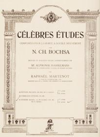 Bochsa: 50 Etudes, Op. 34, Vol. 2