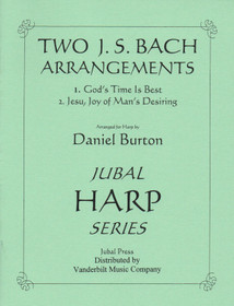 Bach/Burton: Two J.S. Bach Arrangements