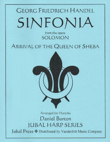 Handel/Burton: Sinfonia from the opera 'Solomon' Arrival of the Queen of Sheba