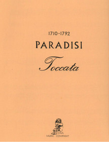 Paradisi: Toccata in A Major