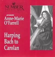 Anne-Marie O'Farrell: Harping Bach to Carolan