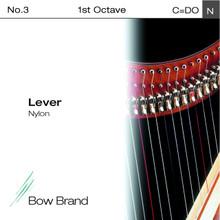 Lever Nylon String, 1st Octave C