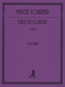 Tournier: Etude de Concert (Au Matin)