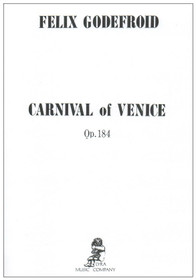 Godefroid: Carnival of Venice Op. 184