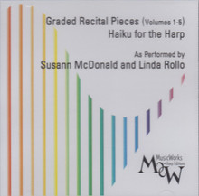 McDonald/Wood, Graded Recital Pieces and Haiku (CD)