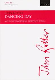 Rutter: Dancing Day (Vocal/Harp score)