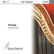 Bow Brand, 1st Octave F (Black)