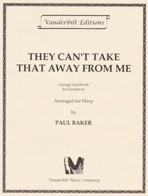Gershwin/Baker: They Can't Take That Away From Me
