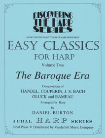 Burton, Daniel: Easy Classics Vol.2 (The Baroque Era)