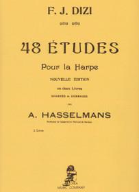Dizi/Hasslemans: 48 Etudes Vol. 2