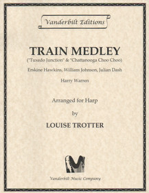 Hawkins/Johnson/Dash/Trotter: Train Medley