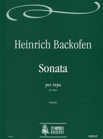 Backofen: Sonata per arpa