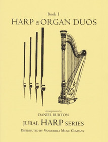 Burton: Harp & Organ Duos, Book 1