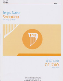 Natra: Sonatina for Harp (1965)