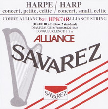 HPK 74R - Savarez Alliance KF 2nd C