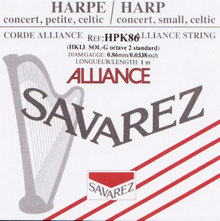 HPK 86 - Savarez Alliance KF 2nd G