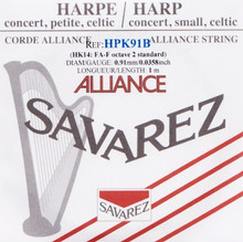 HPK 91B - Savarez Alliance KF 2nd F