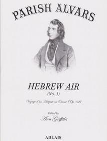 Parish-Alvars: Hebrew Air, Op.62, No. 3
