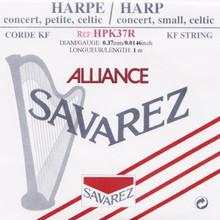 Savarez Alliance KF Composite String - HPK37 Red
