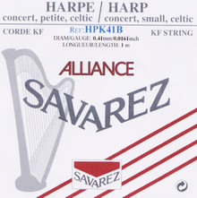 Savarez Alliance KF Composite String - HPK41 Black