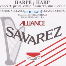 Savarez Alliance KF Composite String - HPK43 Black