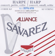 Savarez Alliance KF Composite String - HPK45 Black