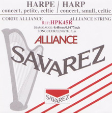 Savarez Alliance KF Composite String - HPK45 Red
