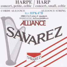 Savarez Alliance KF Composite String - Over 1st F