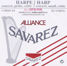 Savarez Alliance KF Composite String - HPK50 Red