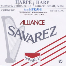 Savarez Alliance KF Composite String - HPK50 Black