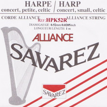 Savarez Alliance KF Composite String - HPK52 Red