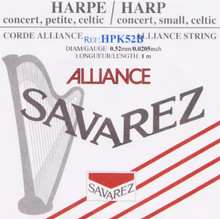 Savarez Alliance KF Composite String - HPK52 Black